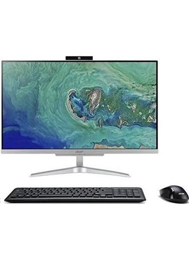 """Acer C22-865 DQ.BBSEM.016S1 i5-8250U 8GB 1TB+128SSD 21.5"""" Lnx AllinOne Renkli"""